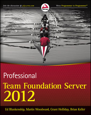 Professional Team Foundation Server 2012 (1118314093) cover image