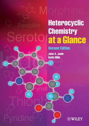Heterocyclic Chemistry At A Glance, 2nd Edition (1118380193) cover image