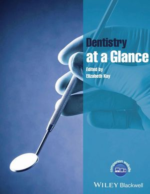 Dentistry at a Glance (1118629493) cover image