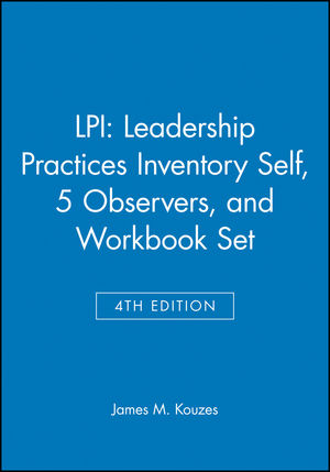 LPI: Leadership Practices Inventory Self, 5 Observers, and Workbook SET (1118644093) cover image