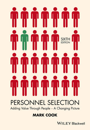 Personnel Selection: Adding Value Through People - A Changing Picture, 6th Edition (1118973593) cover image