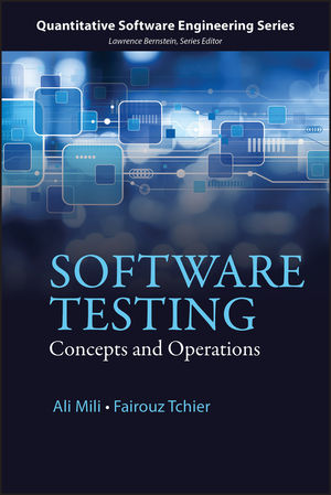 Software Testing: Concepts and Operations (1119065593) cover image