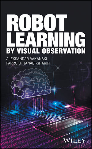 Robot Learning by Visual Observation (1119091993) cover image