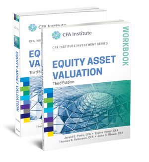 Equity Asset Valuation Book and Workbook Set, 3rd Edition