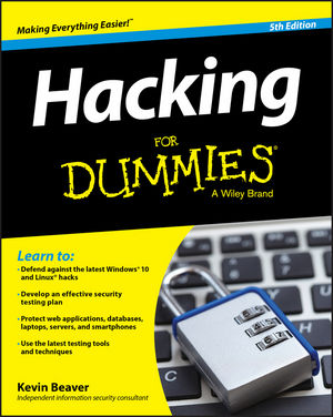 <span class='search-highlight'>Hacking</span> For <span class='search-highlight'>Dummies</span>, 5th Edition