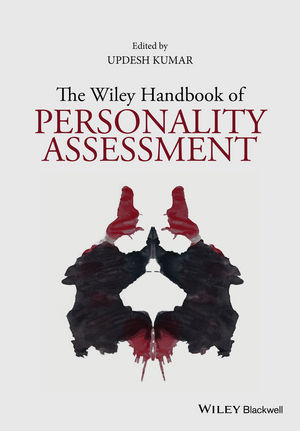 The Wiley Handbook of Personality Assessment (1119173493) cover image