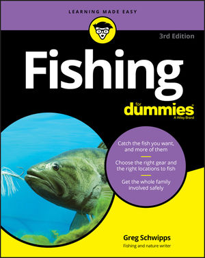 Fishing For Dummies, 3rd Edition