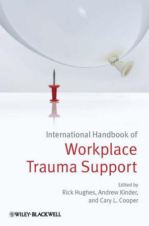 International Handbook of Workplace Trauma Support (1119942993) cover image