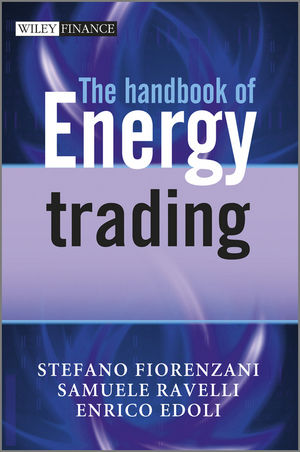 The Handbook of Energy Trading (1119953693) cover image