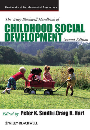 The Wiley-Blackwell Handbook of Childhood Social Development, 2nd Edition (1405196793) cover image