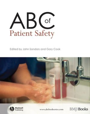 ABC of Patient Safety (1444312693) cover image
