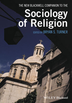 The New Blackwell Companion to the Sociology of Religion (1444320793) cover image