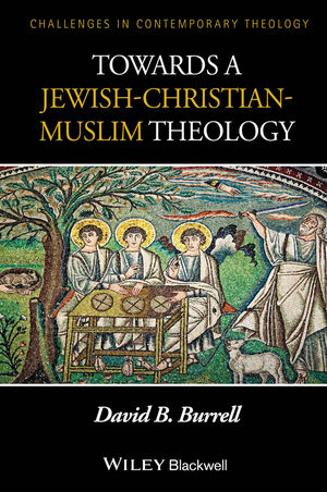 Towards a Jewish-Christian-Muslim Theology (1444395793) cover image