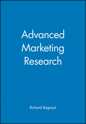 Advanced Marketing Research
