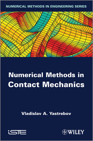 Numerical Methods in Contact Mechanics (1848215193) cover image