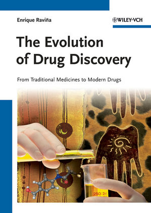 The Evolution of Drug Discovery (3527326693) cover image