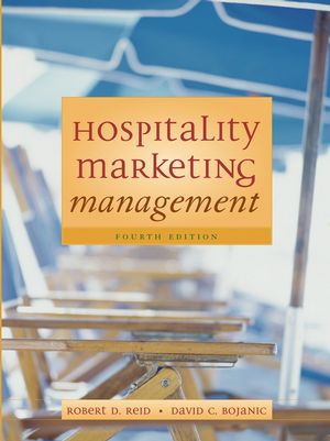 Hospitality Marketing Management, 4th Edition