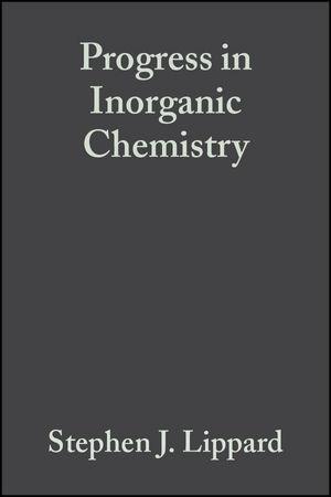 Progress in Inorganic Chemistry, Volume 33