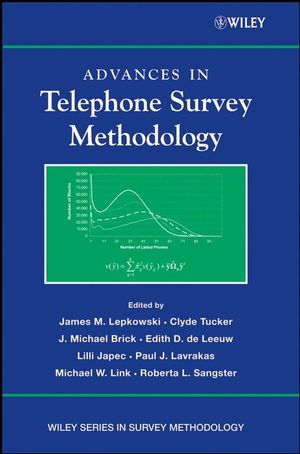Advances in Telephone Survey Methodology (0470173394) cover image