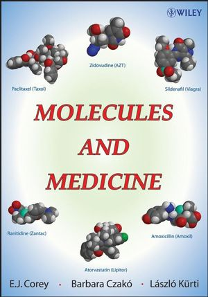 Molecules and Medicine (0470227494) cover image