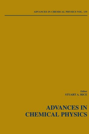 Advances in Chemical Physics, Volume 139 (0470253894) cover image