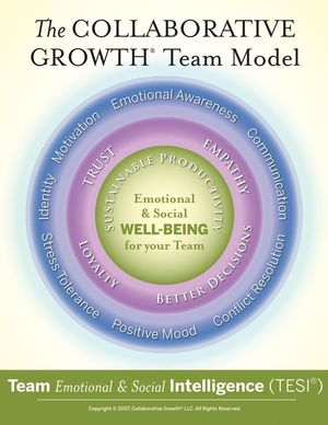 Team Emotional and Social Intelligence (TESI Short) Poster (0470381094) cover image