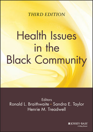 Health Issues in the Black Community, 3rd Edition (0470436794) cover image