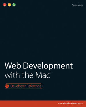 Web Development with the Mac (0470533994) cover image
