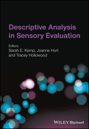 Descriptive Analysis in Sensory Evaluation