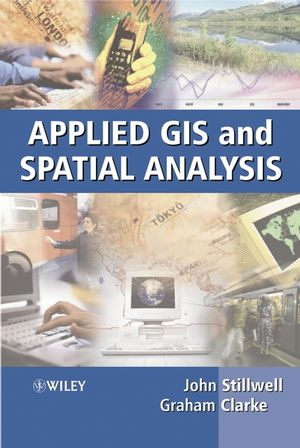 Applied GIS and Spatial Analysis (0470844094) cover image