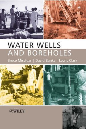 Water Wells and Boreholes (0470849894) cover image