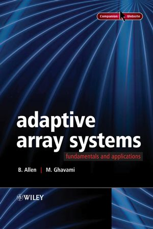 Adaptive Array Systems: Fundamentals and Applications (0470861894) cover image