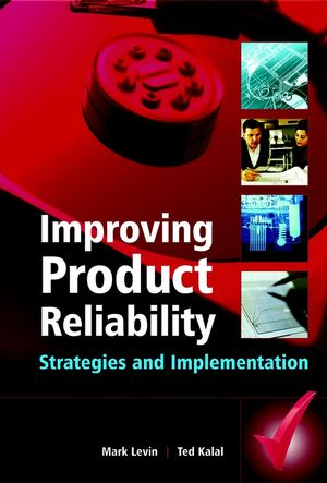 Improving Product Reliability: Strategies and Implementation (0470864494) cover image