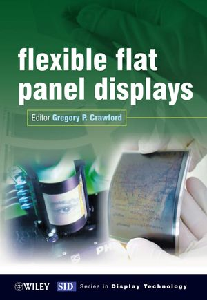 Flexible Flat Panel Displays (0470870494) cover image