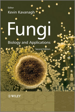 Book Cover Image for Fungi: Biology and Applications, 2nd Edition