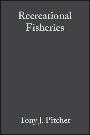 Recreational Fisheries: Ecological, Economic and Social Evaluation (0470995394) cover image