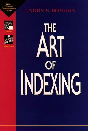 The Art of Indexing (0471014494) cover image