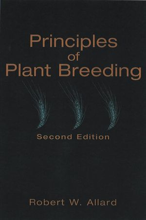 Principles of Plant Breeding, 2nd Edition