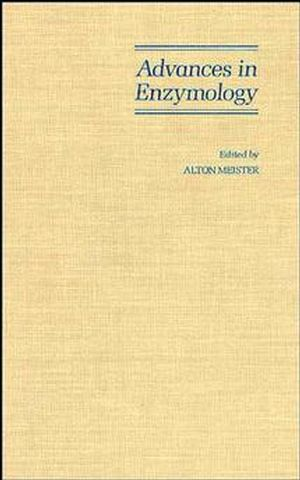 Advances in Enzymology and Related Areas of Molecular Biology, Volume 67