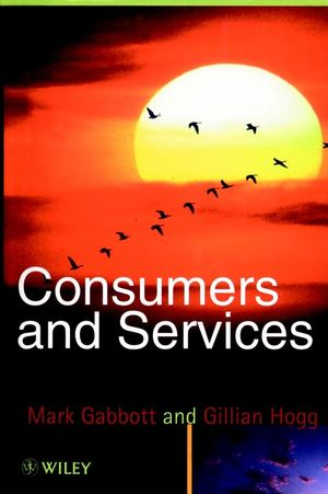 Consumers and Services (0471962694) cover image