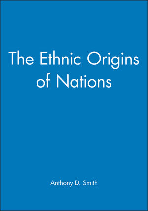 The Ethnic Origins of Nations (0631161694) cover image