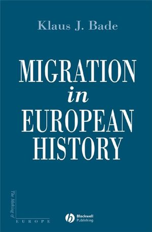 Migration in European History (0631189394) cover image