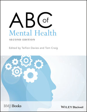 ABC of Mental Health, 2nd Edition (0727916394) cover image