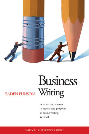 Business Writing (0731406494) cover image
