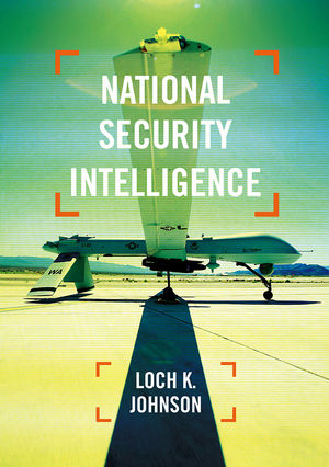 National Security Intelligence (0745649394) cover image