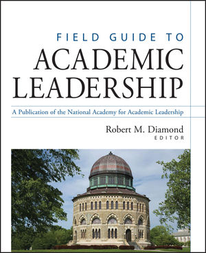 Field Guide to Academic Leadership (0787960594) cover image