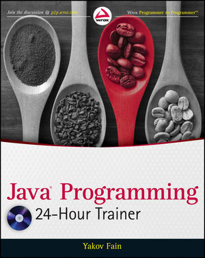 Java Programming 24-Hour Trainer (1118058194) cover image