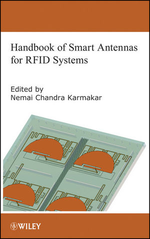 Handbook of Smart Antennas for RFID Systems (1118074394) cover image