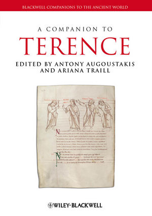 A Companion to Terence (1118301994) cover image