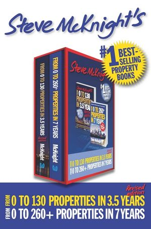 Steve McKnight's Complete Property Investing Set
